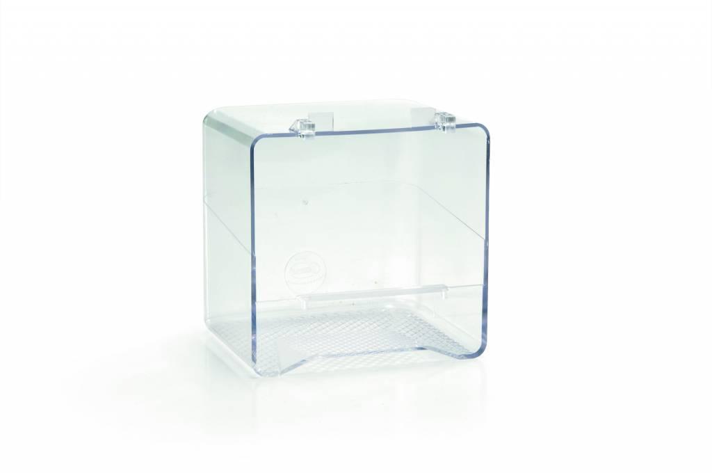 Badhuisje transparant