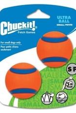 Chuckit Chuckit Ultra Ball small. 2 pack.