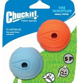 Chuckit Chuckit the Whistler medium. 2 pack