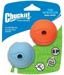 Chuckit Chuckit the Whistler medium. 2 pack