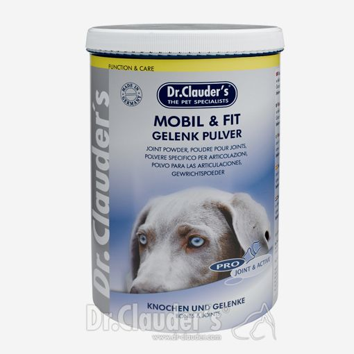 Dr. Clauder Mobil & Fit. Gewrichten poeder.