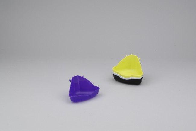 Driehoektoilet knaagdiertjes small