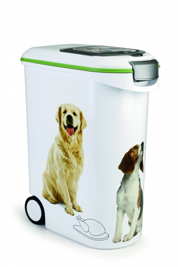 Curver Voercontainer Curver hond 20 kg