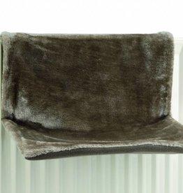 Radiator hangmat grijs