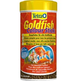 Tetra Tetra goudviskorrels, colour sticks, 250 ml