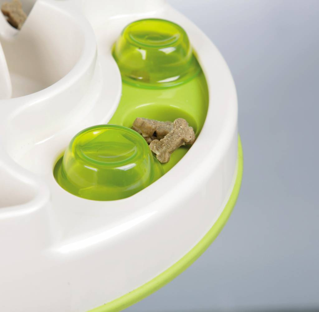 Anti schrok voerbak Slide & Feed
