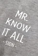 Honden T-Shirt Mr. Know