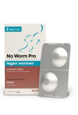 Exil  No worm Pro hond medium