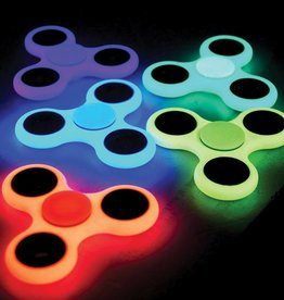 12 Fidget Spinner Glow In The Dark
