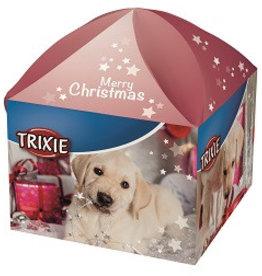 Kerst gift box voor honden