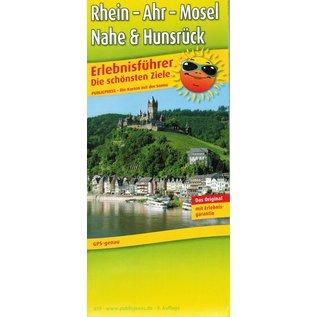 Die schönsten Ziele an Rhein-Mosel-Ahr-Nahe und Hunsrück