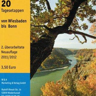 Der Rheinsteig - Das Tourenbuch