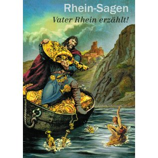 Buch - Rheinsagen