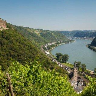 Faszination Mittelrhein und seine Schaumweine