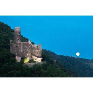 Mondlicht über Burg Maus