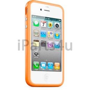 Bumper iPhone 4S & 4 Oranje