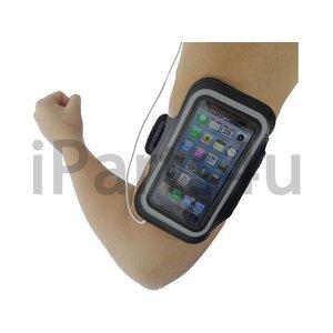 Sport Armband iPhone 5/5S Zwart