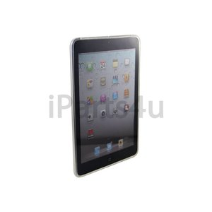 iPad Mini Siliconen Gel Hoes Transparant