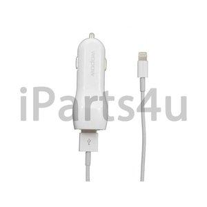 Lightning iPhone 5/5S/6/6 Plus Autolader iPad Mini