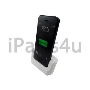 Luxe Lightning Docking Station iPhone 5/5S Dock Wit