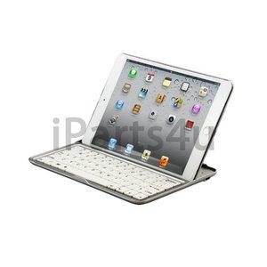 iPad mini Toetsenbord Case Aluminium Wit