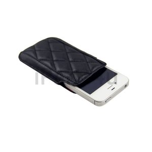 Luxe Leder Nappa Aston Martin & Bently Design iPhone 4 & 4S case