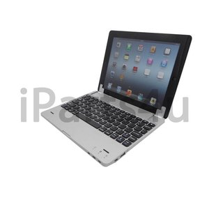 Sharksucker Bluetooth QWERTZ toetsenbord iPad 2, 3 & 4 met Accu