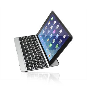 iPad Air Aluminium Keyboard Case Toetsenbord