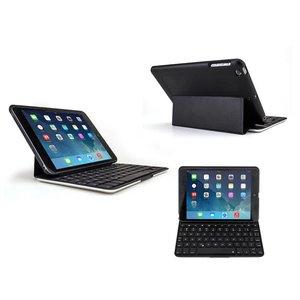 Keyboard Cover Backlight Toetsenbord iPad mini 1/2/3 Zwart