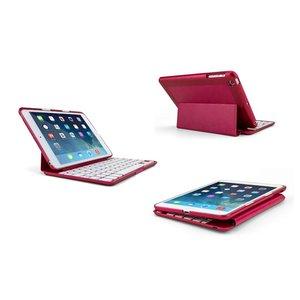 Toetsenbord iPad mini 1 & 2 Cover Backlight Rood