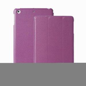 Smart case iPad Mini 1 & 2 Paars Leer