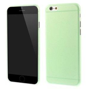 iPhone 6 Plus Ultradunne premium Hardcase Groen