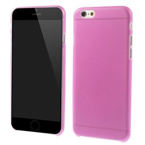Ultra dunne premium Backcover Case iPhone 6 Plus Roze