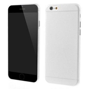 Ultra dunne premium Backcover Case iPhone 6 Plus Transparant