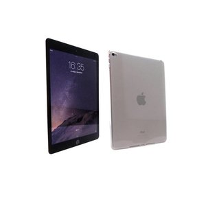 iPad Air 2 Siliconen Gel Hoes Transparant Mat