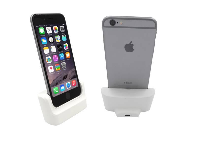 iphone 6 lightning docking station wit. Black Bedroom Furniture Sets. Home Design Ideas