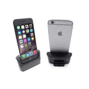 iPhone 6 Lightning Docking Station Zwart