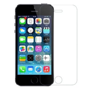 iPhone 5/5S/5C Screenprotector Glas Helder