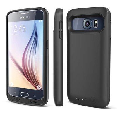 Samsung Galaxy S6 Accu Case Zwart