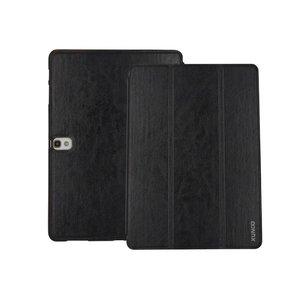 Samsung Galaxy Tab S 10.5 INCH Luxe Lederen Zakelijke Hoes Zwart