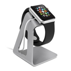Apple Watch Docking Station Standaard Grijs