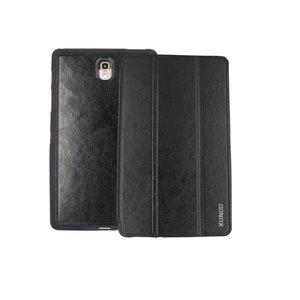Samsung Galaxy Tab S 8.4 INCH Luxe Leder Hoes Zwart