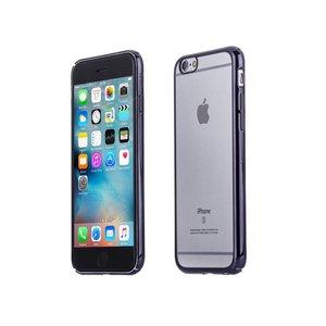 iPhone 6/6S Bumper Hardcase Ultra Dun Zwart