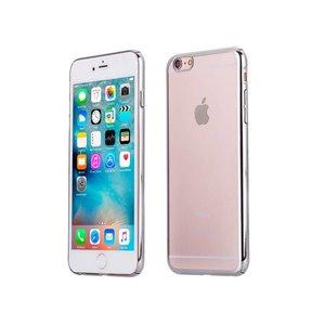 iPhone 6 Plus / 6S Plus Bumper Hardcase Dun Zilver