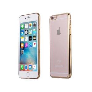 iPhone 6 Plus / 6S Plus Bumper Hardcase Dun Goud
