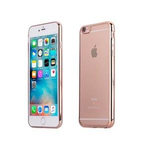 iPhone 6 Plus / 6S Plus Bumper Hardcase Rose Goud