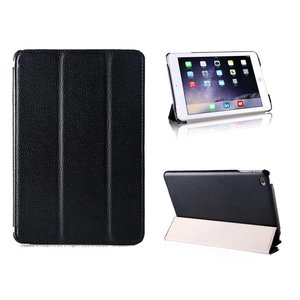 iPad Mini 4 Smart Case Hoes Leder Zwart