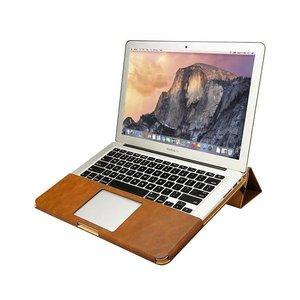 MacBook Air Hoes Leder Bruin 13 inch