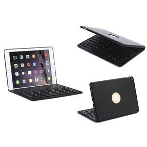 iPad Air Toetsenbord Hoes Case Note Kee Ultra Dun Zwart