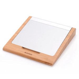Trackpad Houder Apple Wireless Licht Hout Bamboe
